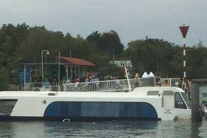 Vụ chìm tàu cao tốc chở 42 khách: Lỗ thủng dưới đáy 'tố' nguyên nhân chìm tàu?
