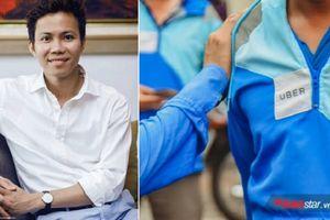 Chia sẻ gây xúc động của cựu CEO Uber Việt Nam: 'Chẳng có gì trường tồn, chỉ có lòng tốt ở lại'