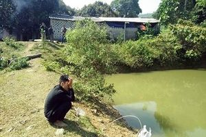 Thanh Hóa: 3 bé trai bị đuối nước thương tâm dưới ao cá