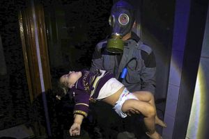 Chất độc Sarin: Kẻ sát nhân thầm lặng trong chớp mắt