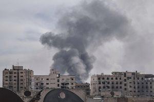 Nga: Israel không kích tên lửa vào căn cứ quân sự Syria