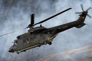 Quân đội Hy Lạp bắn cảnh cáo nhằm vào trực thăng của Thổ Nhĩ Kỳ