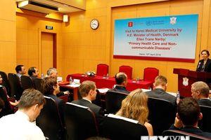 Tọa đàm Việt Nam-Đan Mạch về phòng, chống các bệnh không lây nhiễm