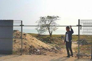 Bí thư Đà Nẵng: Thấy hàng rào sắt ở dự án Nam Ô tức mắt vô cùng
