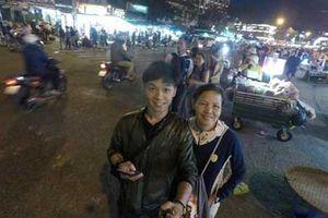 Chàng trai 9x phượt cùng mẹ trở lại Đà Lạt sau 24 năm