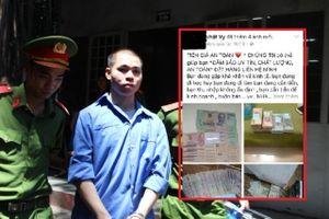 Sử dụng mạng internet để bán tiền giả, thanh niên lĩnh án 12 năm tù