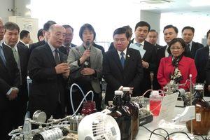 Tăng cường quan hệ hợp tác giữa TPHCM và tỉnh Nagano