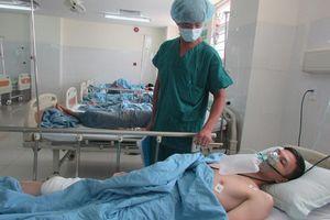 Làm rõ vụ nam thanh niên bị bắn thủng ruột non giữa đêm