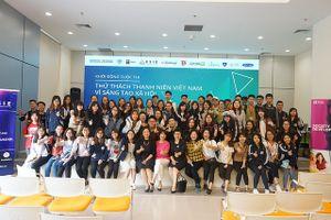 Khởi động cuộc thi 'Thử thách Thanh niên Việt Nam với sáng tạo xã hội'