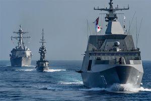 Tàu sân bay Mỹ 'chọc tức' Trung Quốc ở biển Đông