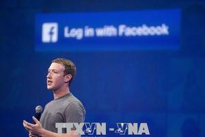 Ông chủ Facebook thừa nhận trách nhiệm trong vụ bê bối rò rỉ thông tin