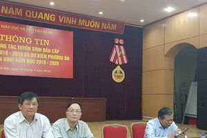 Hà Nội: Lo lắng về tuyển sinh đầu cấp đã được giải đáp
