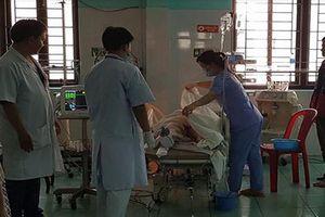 Đắk Nông: Tai nạn liên hoàn, 6 người thương vong