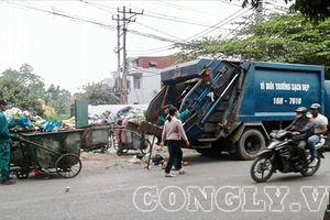Phường Đằng Lâm (Hải An, Hải Phòng): Người dân kêu cứu vì ga rác ở giữa khu dân cư và trường học