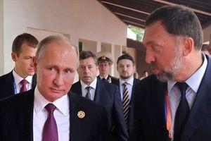 Giới tỉ phú thân ông Putin mất 16 tỉ USD một ngày vì lệnh trừng phạt từ Mỹ