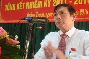 Ủy ban kiểm tra tỉnh Quảng Bình vào cuộc vụ 'Cả họ Bí thư Huyện ủy làm quan'
