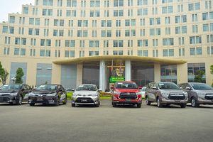 Trải nghiệm những mẫu xe CKD của Toyota- Quen mà lạ