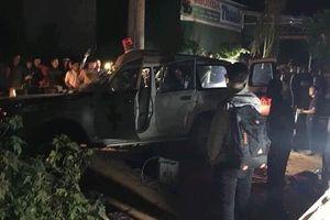 Sáu người thương vong khi xe cứu thương gặp tai nạn liên hoàn