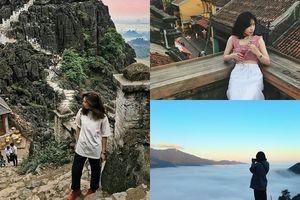 'Phải lòng' những chuyến đi, cô gái Bắc Giang đặt chân đến 23 tỉnh thành quyết vẫn chưa dừng chân