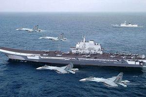Tàu sân bay Mỹ tiến vào Biển Đông thách thức Trung Quốc?
