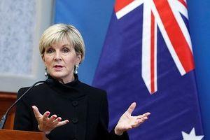 Australia lo ngại Trung Quốc giành tầm ảnh hưởng ở Nam Thái Bình Dương