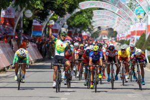 Nguyễn Thành Tâm lần thứ 3 nhất chặng giải xe đạp Cúp truyền hình TPHCM