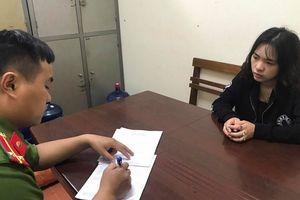 2 cô gái bị bắt khi đang buôn người qua Trung Quốc