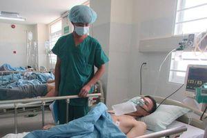 Krông Năng, Đắk Lắk: Một người bị bắn trọng thương