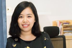 Nữ CEO 25 tuổi lọt top Forbes Under 30 2018