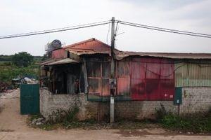 Thanh Oai - Hà Nội: Cháy xưởng bông vải làm một người thiệt mạng