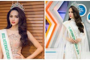 Hương Giang thông báo sẽ mang cuộc thi Miss International Queen về Việt Nam