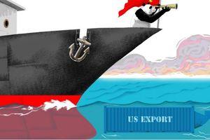 Giáp công thương mại, Mỹ 'điểm huyệt' Trung Quốc