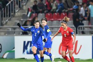 Trung Quốc có vé đi World Cup, Thái Lan sắp 'theo chân'