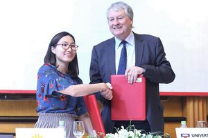 Sinh viên quốc tế sẽ đến Việt Nam để thực tập
