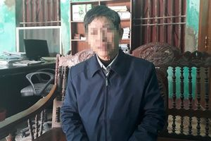 Chủ tịch xã bị tố vào nhà nghỉ với phụ nữ giữ chức mới
