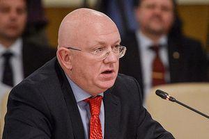 Nga cảnh báo Mỹ về hậu quả nghiêm trọng nếu tấn công Syria