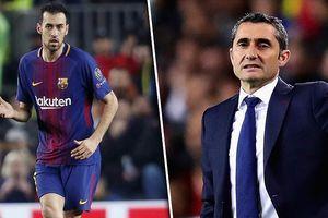 Đội hình giúp Barca dập tắt hy vọng ngược dòng của Roma