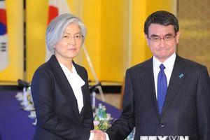 Hàn Quốc, Nhật Bản cam kết hợp tác trong hồ sơ hạt nhân Triều Tiên