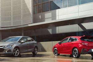 Chevrolet Cruze 2019 hoàn toàn mới, thể thao và hiện đại hơn