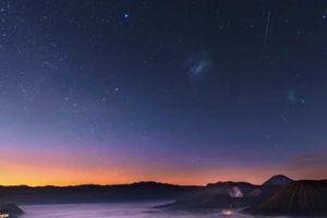 Thú vị ngôi sao lí lắc chạy trốn trong thiên hà