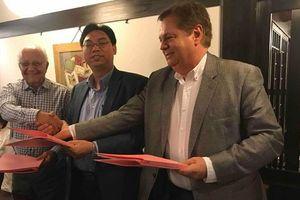 MK Group bắt tay hợp tác kinh doanh sản xuất thẻ thông minh