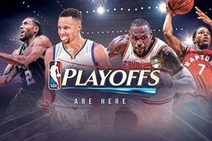Vòng Playoff NBA 2018 khi nào khởi tranh?