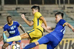 Bùi Tiến Dũng vắng mặt, FLC Thanh Hóa chính thức bị loại khỏi AFC Cup