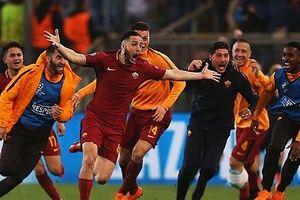 Ngược dòng không tưởng, AS Roma đá bay Barcelona khỏi Champions League