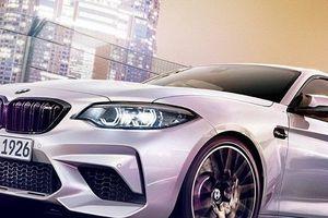 Lộ ảnh BMW M2 Competition - Đối thủ mới của Mercedes CLA