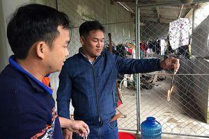 Thêm hàng loạt giếng nước nhiễm dầu ở Hà Tĩnh