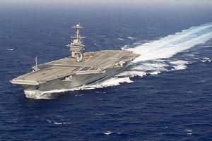 Mỹ điều thêm nhóm tác chiến tàu sân bay tới Trung Đông, tấn công Syria gần kề?