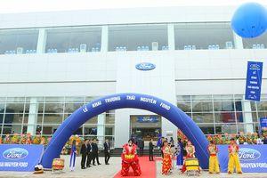 Ford khai trương đại lý chính hãng thứ 37 tại Thái Nguyên