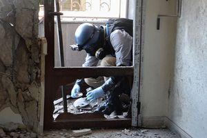 OPCW 'chiều lòng' Nga và Syria, cử chuyên gia đến điều tra vụ Douma