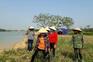 Phó chủ tịch xã nói gì khi bị nghi ngờ tiếp tay cho cát tặc ở Thanh Hóa?
